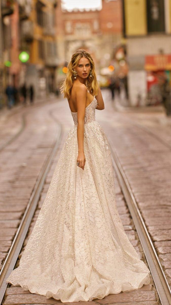 2020 Berta Wedding Dresses