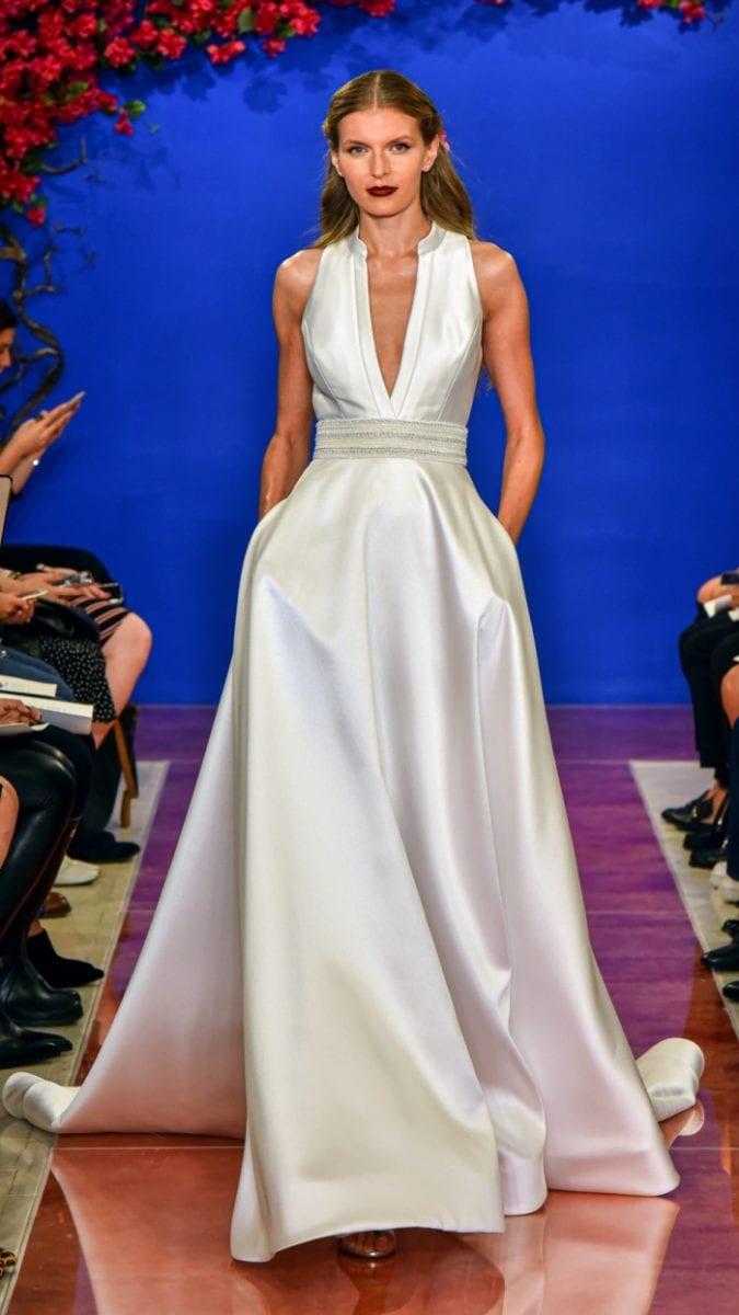 Salma wedding dress by Theia Fall 2020