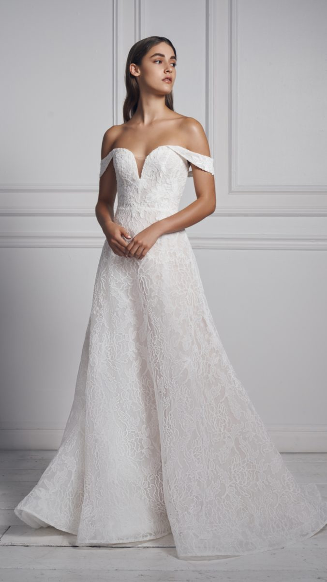 Anne Barge Fall 2020 Wedding Dresses