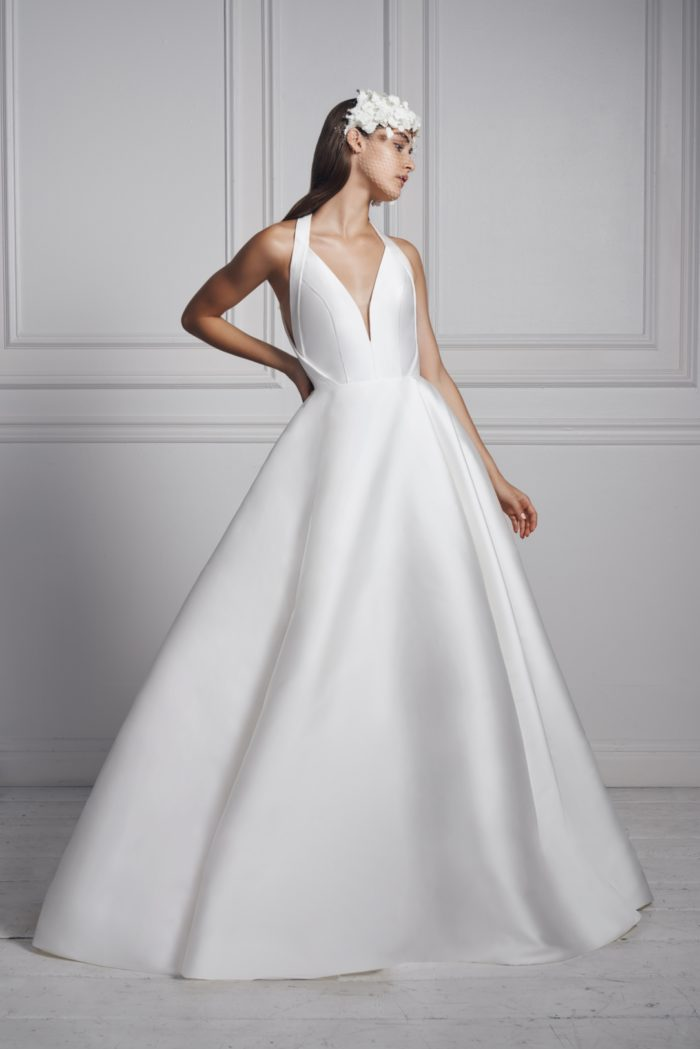 New Wedding Dresses by Anne Barge