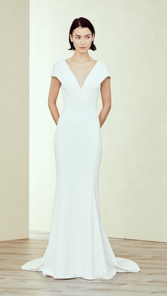 Kai bridal gown Amsale