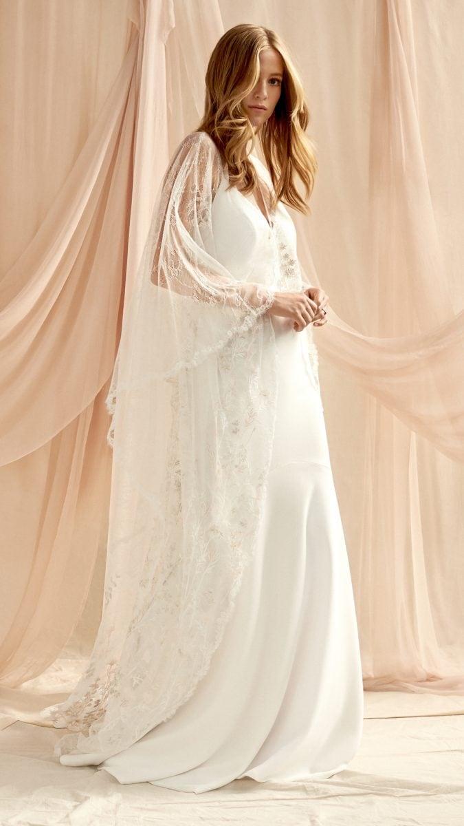 Talitha Wedding Cape