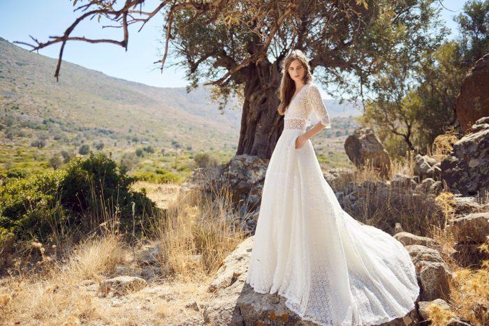 Danae Gown Costarellos