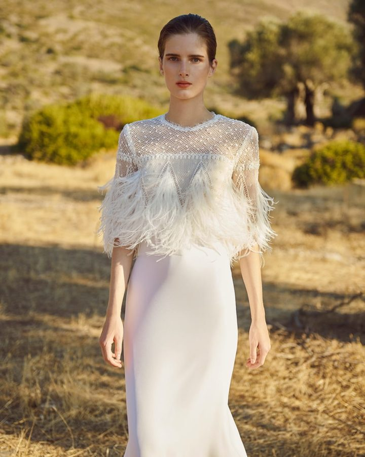 Phoebe Gown by Costarellos