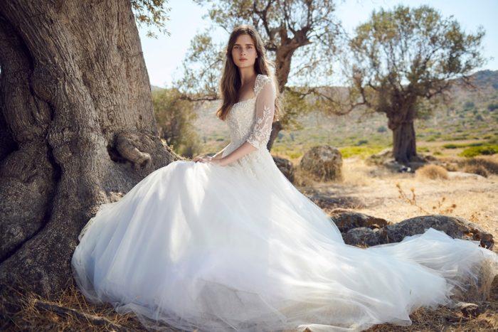 Rhea gown