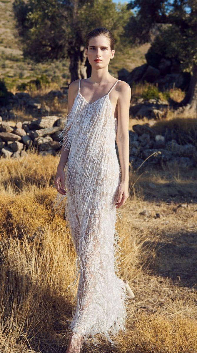 Costarellos Bridal Fall 2020
