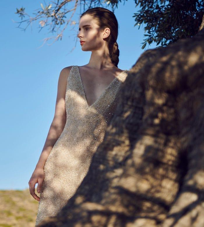 Amaryillis Gown Costarellos 2020
