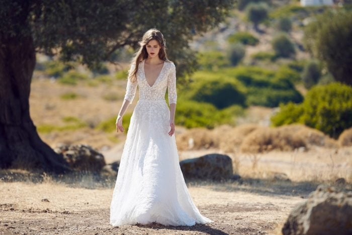 Fall 2020 Bridal Collection from Costarellos