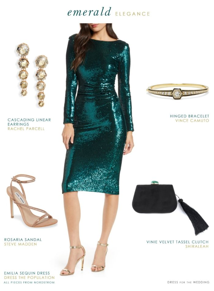Party Outfit Ideas From Nordstrom Dress For The Wedding