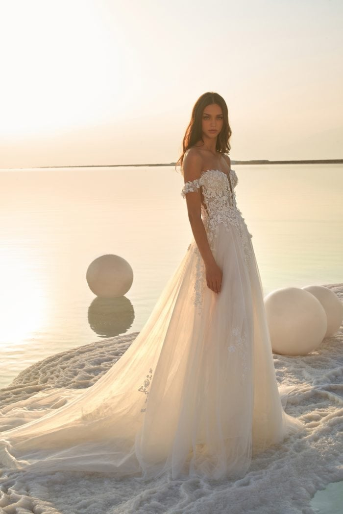 Glory Gown without Sleeves