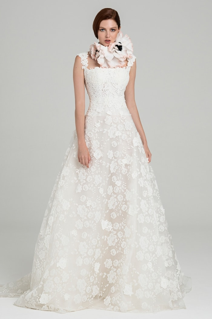 April gown Peter Langner Wedding Dresses
