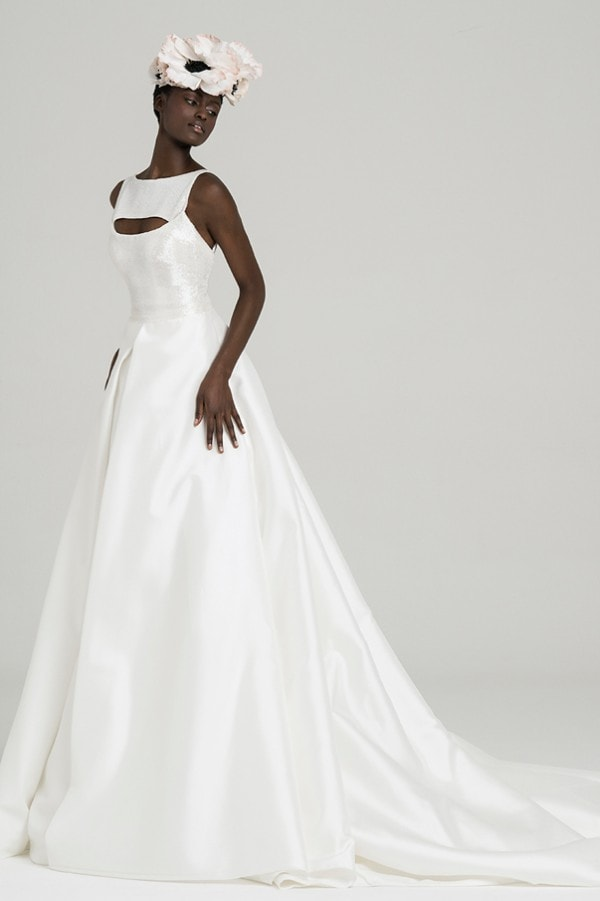 Atlanta bridal gown by Peter Langner