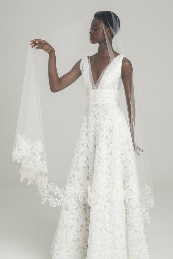Chloe Peter Langner Bridal Gown