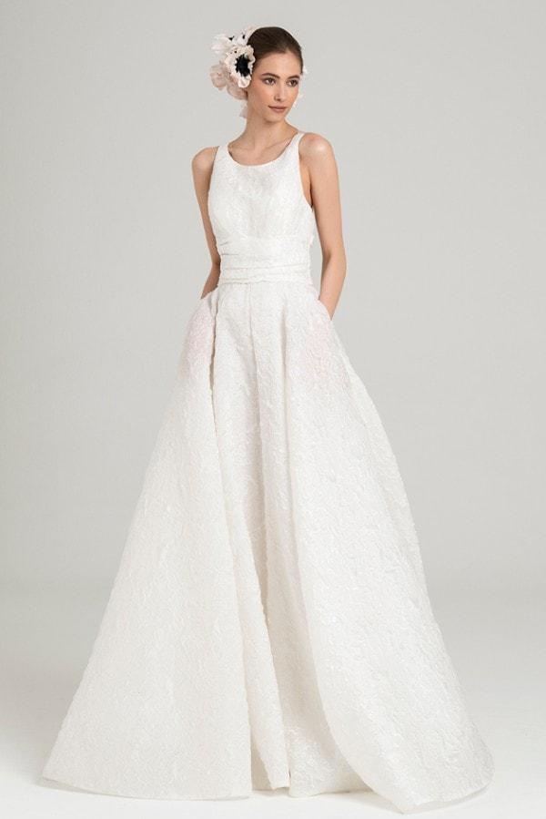 Ocean Peter Langner Bridal Gown