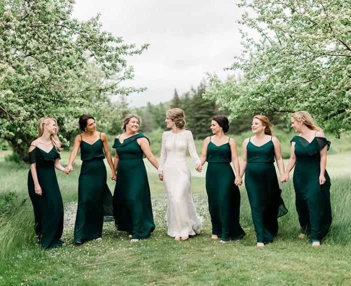 Affordable bridesmaid dresses under 100
