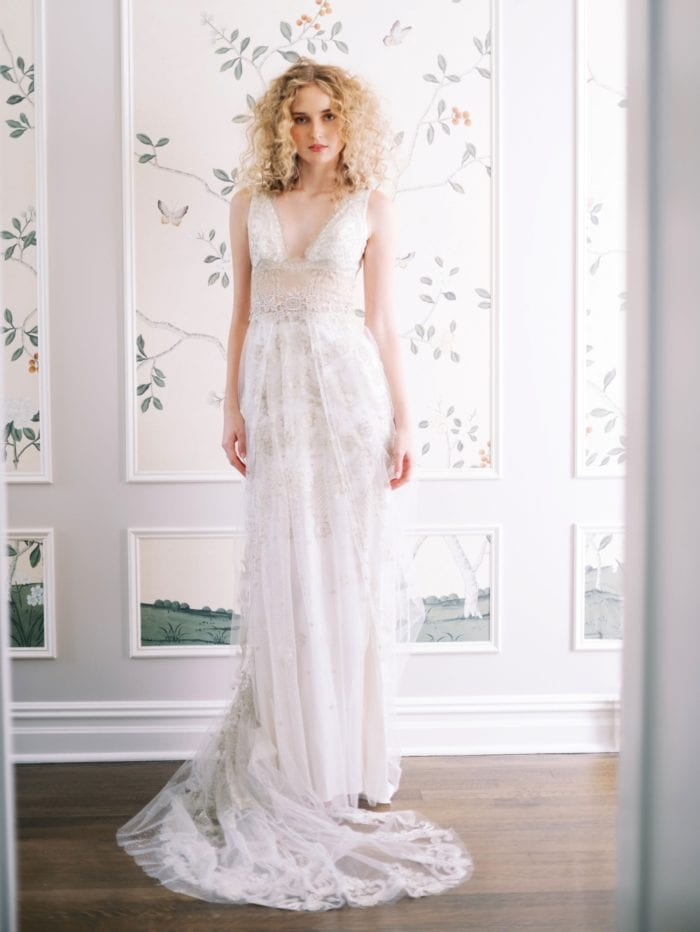 Claire Pettibone Wedding Dresses Evolution 2020 Dress For The