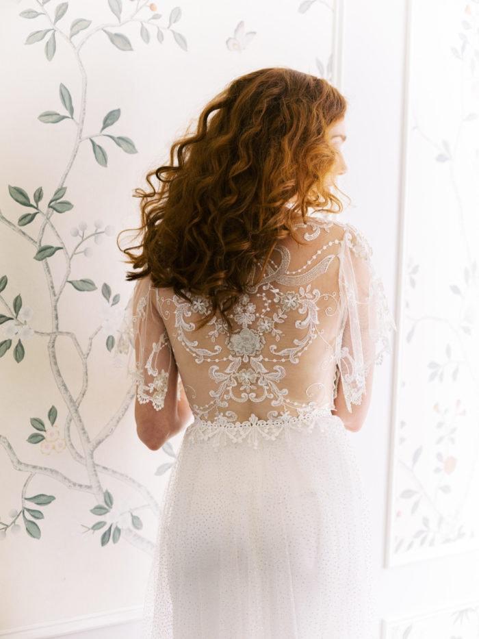 Wedding Dresses with amazing back details