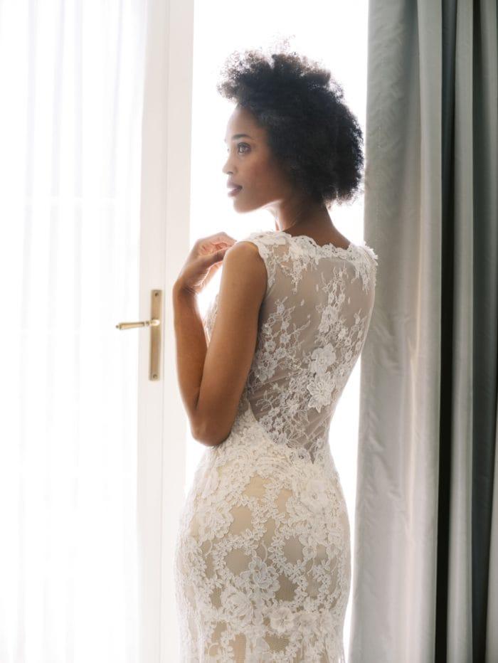 Lelia Lace Wedding Dress
