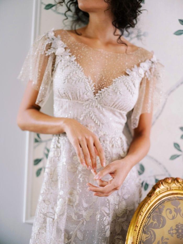 Unique wedding dresses 2020