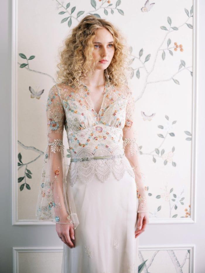 Vida Gown Claire Pettibone Evolution