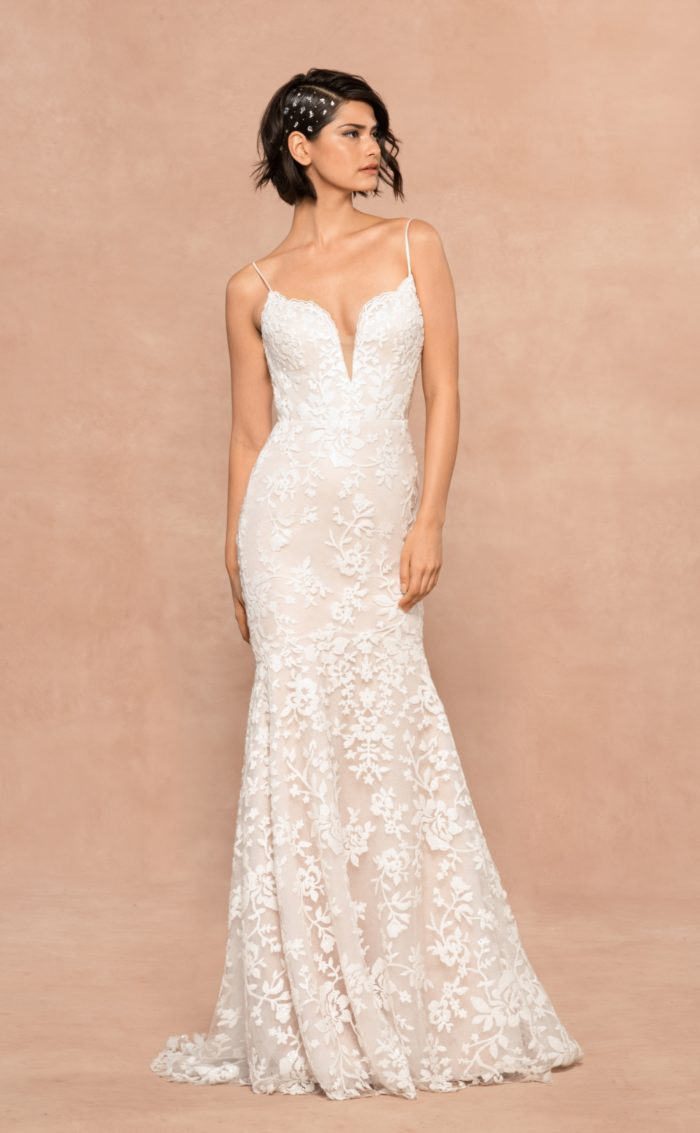 Havana Gown Blush by Hayley Paige Wedding Dress