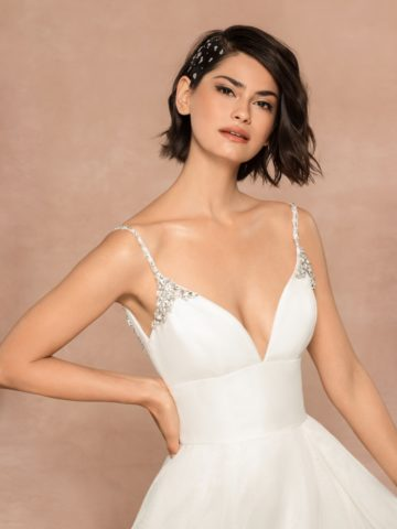 Halsey Ball Gown Wedding Dress