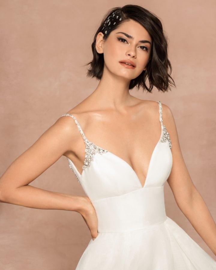 Halsey Ball Gown Wedding Dress