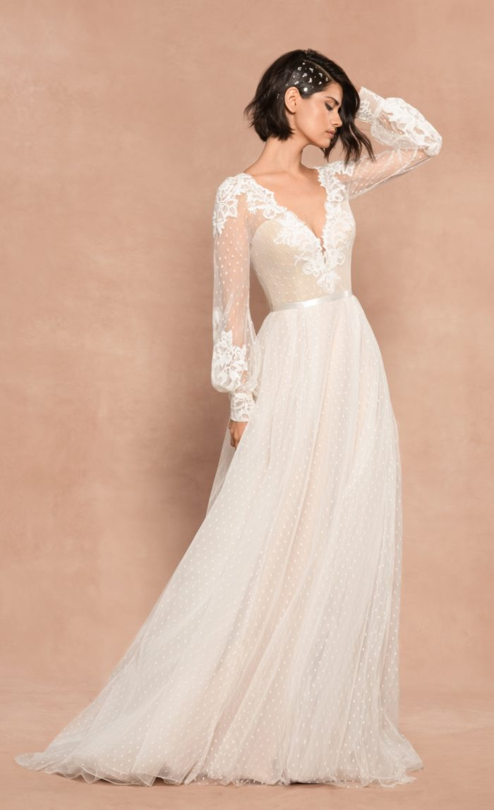 Indi Gown by Hayley Paige