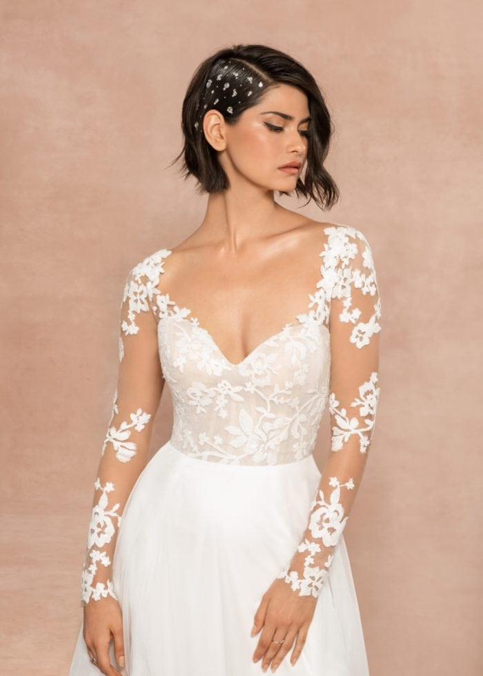 Blush Hayley Paige Wedding Dresses Spring 2020