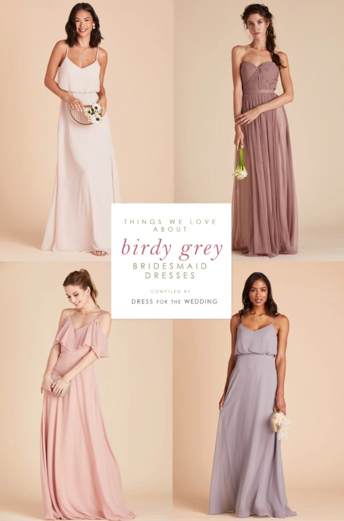 review of birdy grey bridesmaid dresses