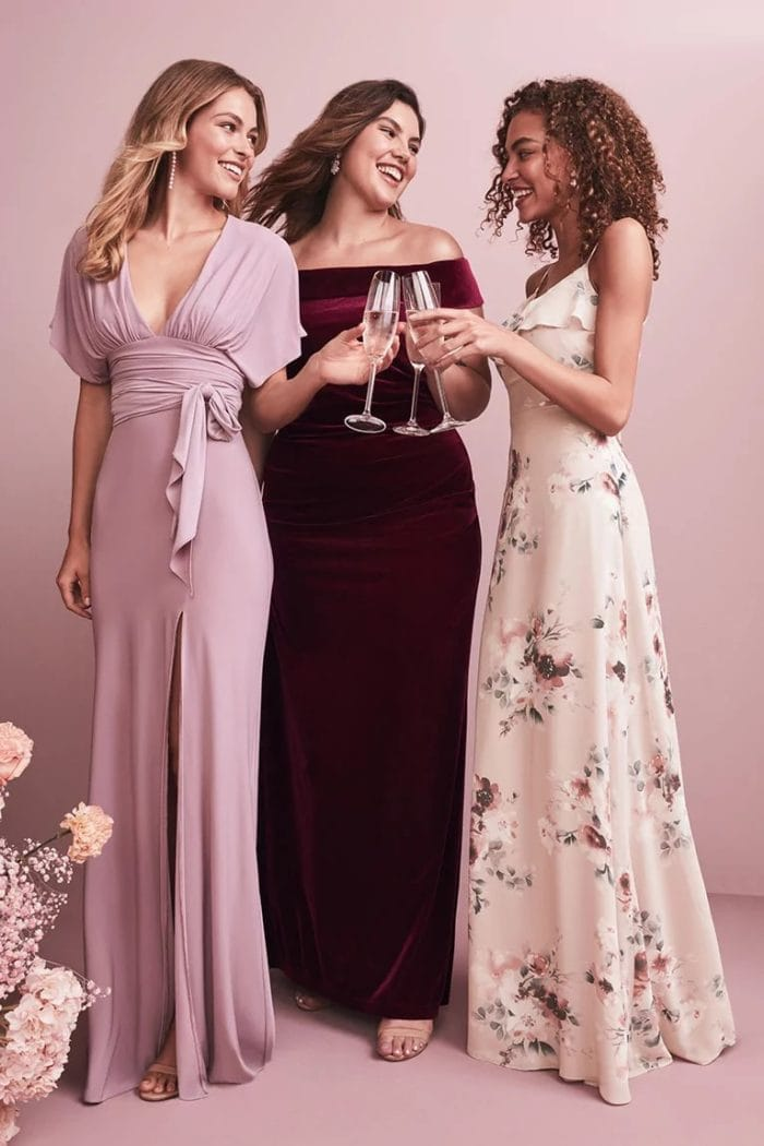 Bridesmaid Dresses & Gowns