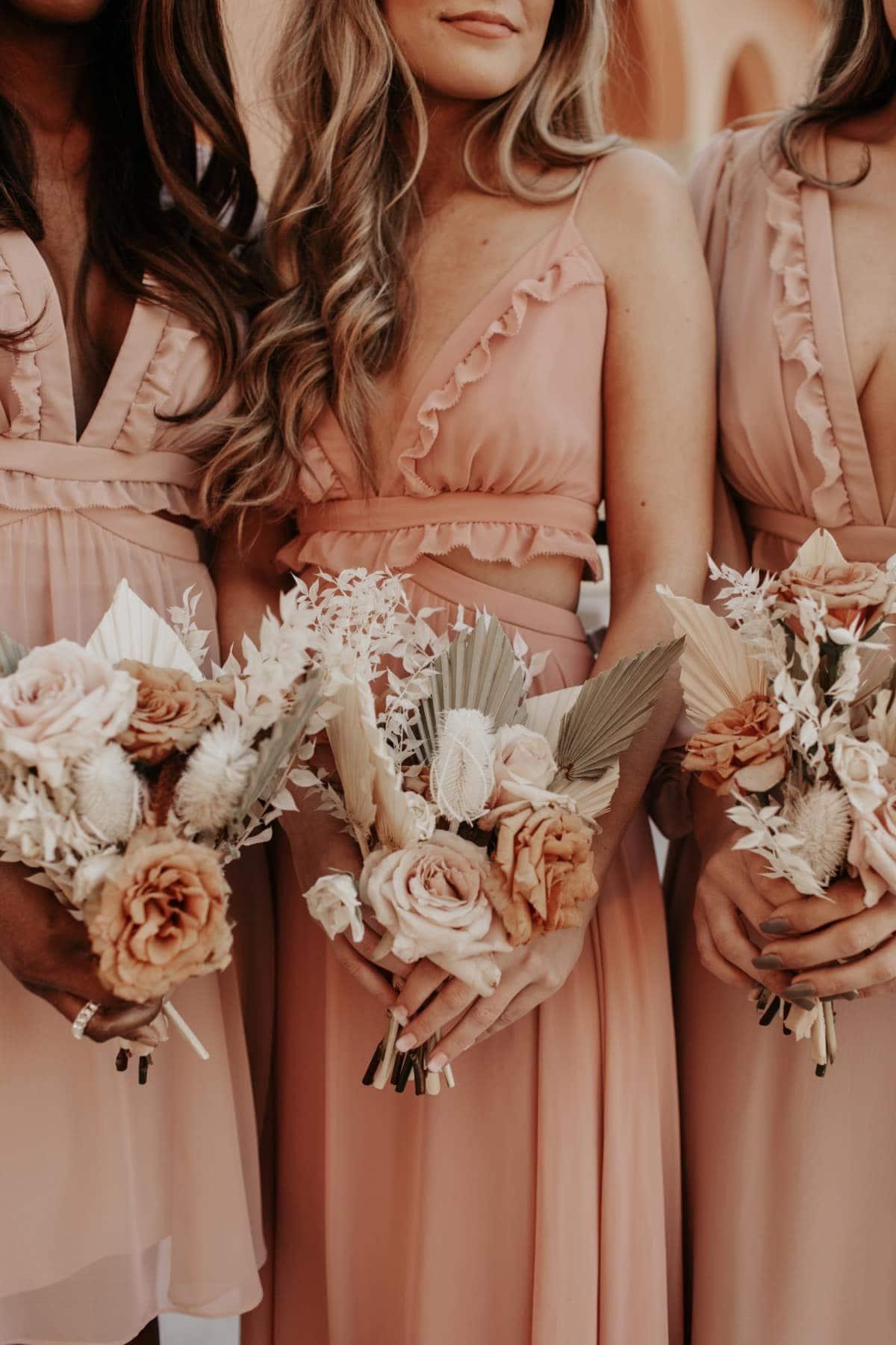 Terracotta Bridesmaid Dresses   Dress for the Wedding