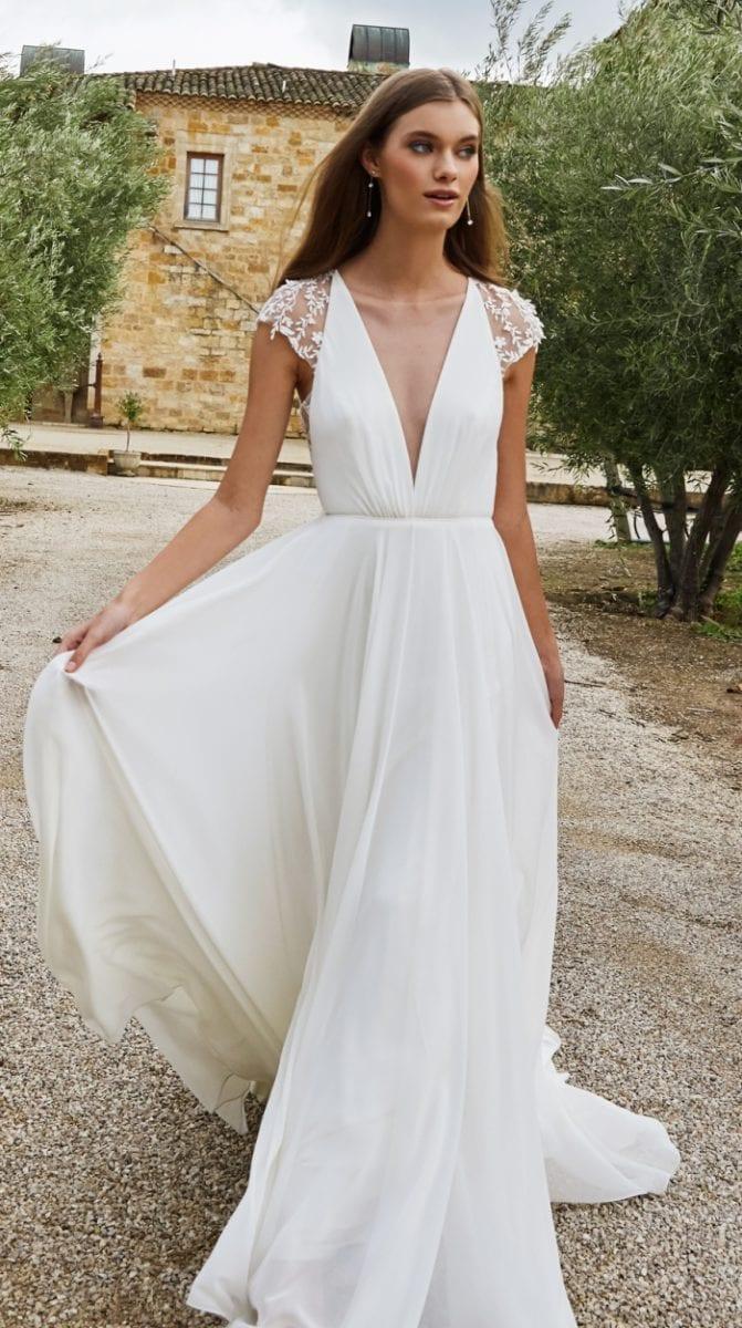Tegan Wedding Dress