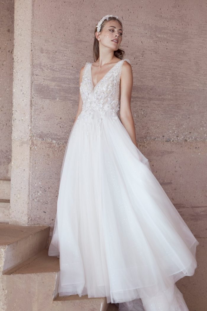 Barbi Wedding Dress by Watters