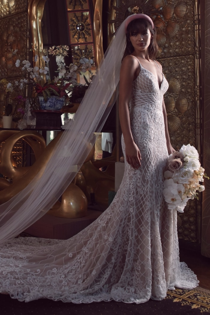 Dixie Wtoo Wedding Dresses Spring 2020