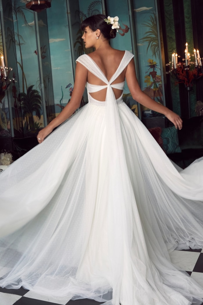 Strappy back Wtoo Wedding Dresses Spring 2020