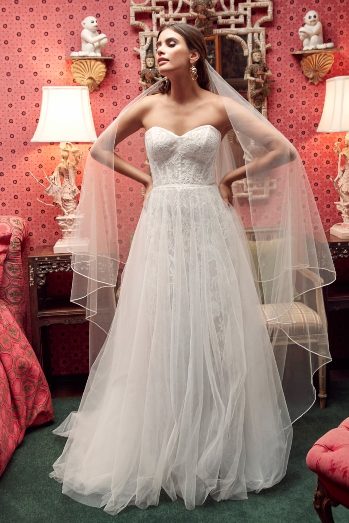 Silvey Wtoo Wedding Dresses Spring 2020