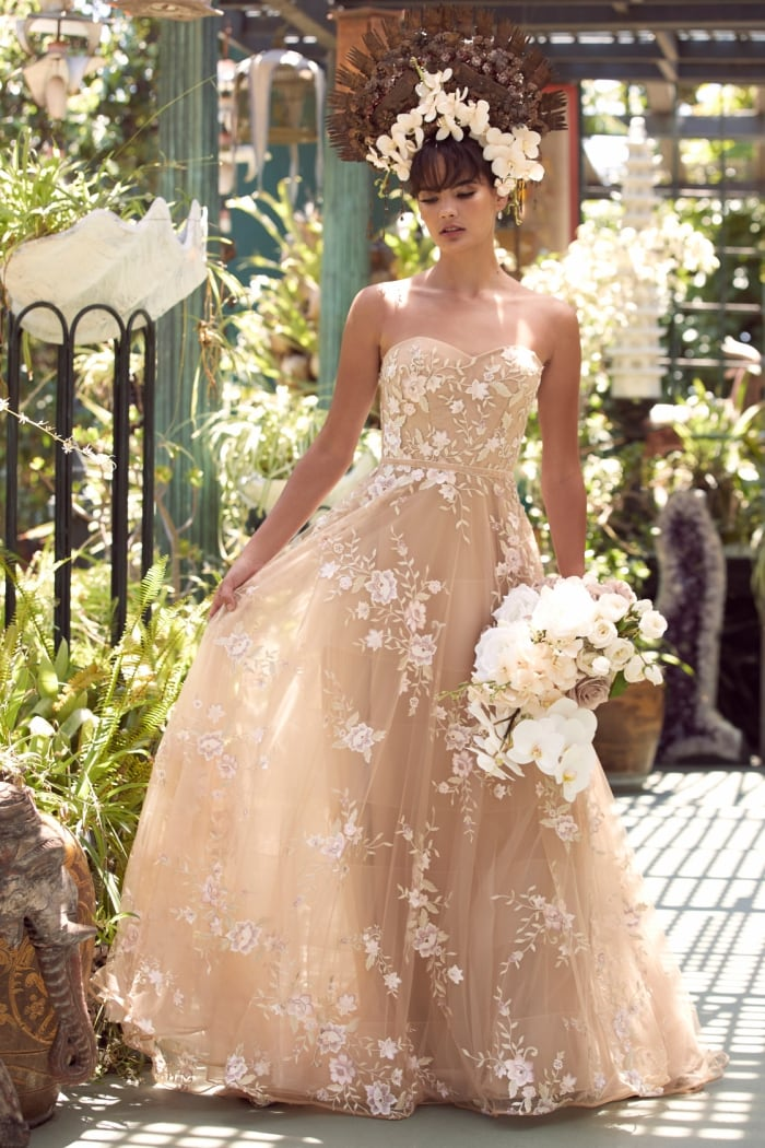 Dinah Wtoo Wedding Dresses Spring 2020
