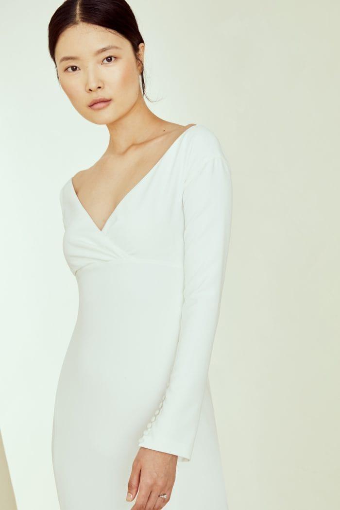 Amsale Vika Dress