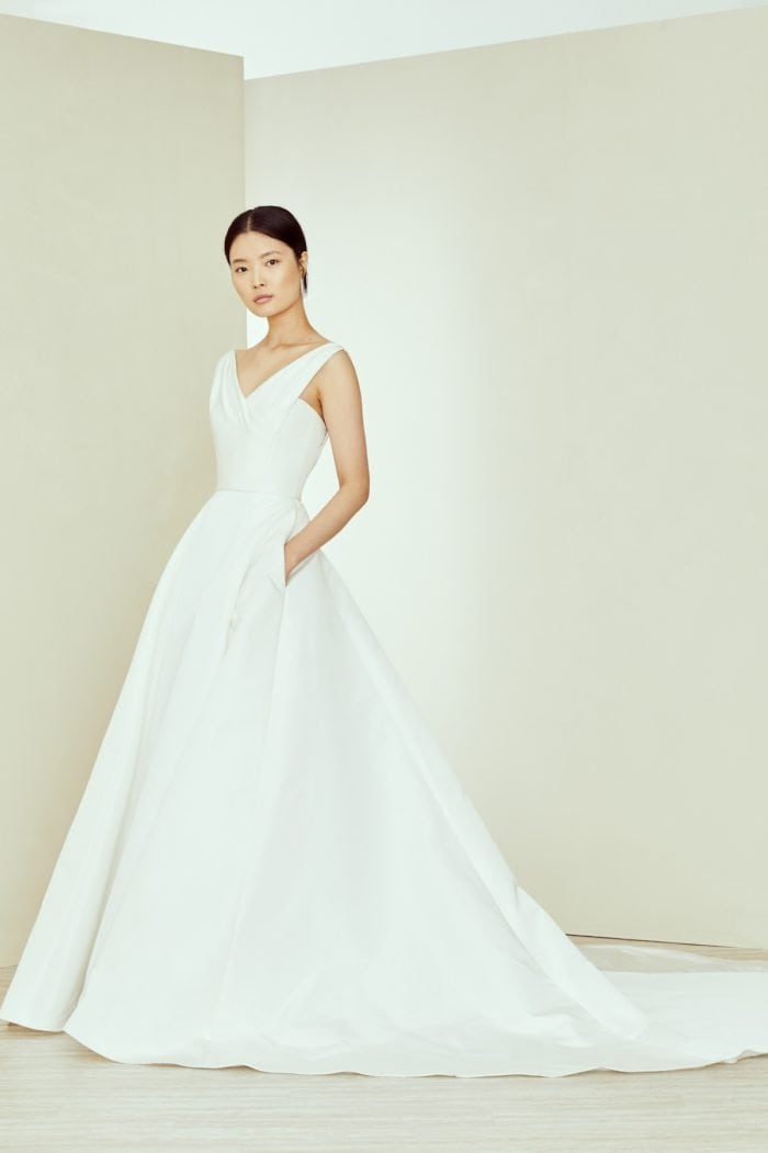 Amsale Fall 2020 Wedding Dresses