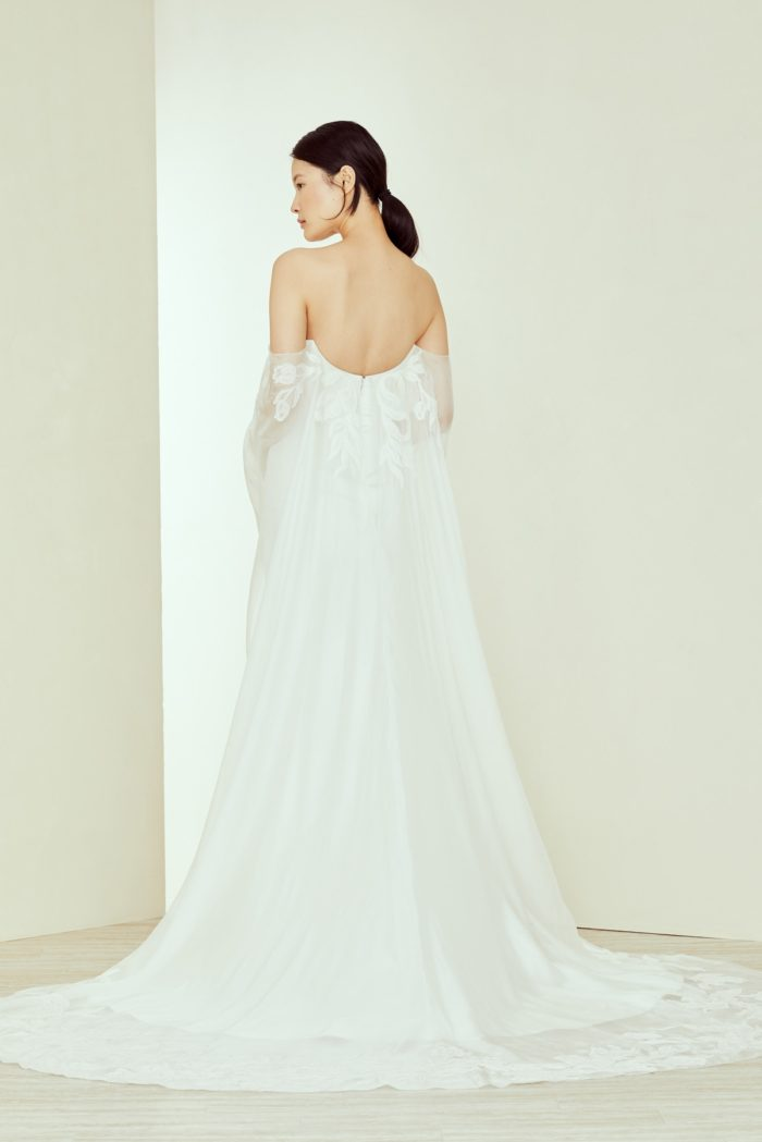 Angeline Bridal Gown by Amsale