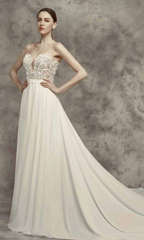 Love is Blind Wedding Dress