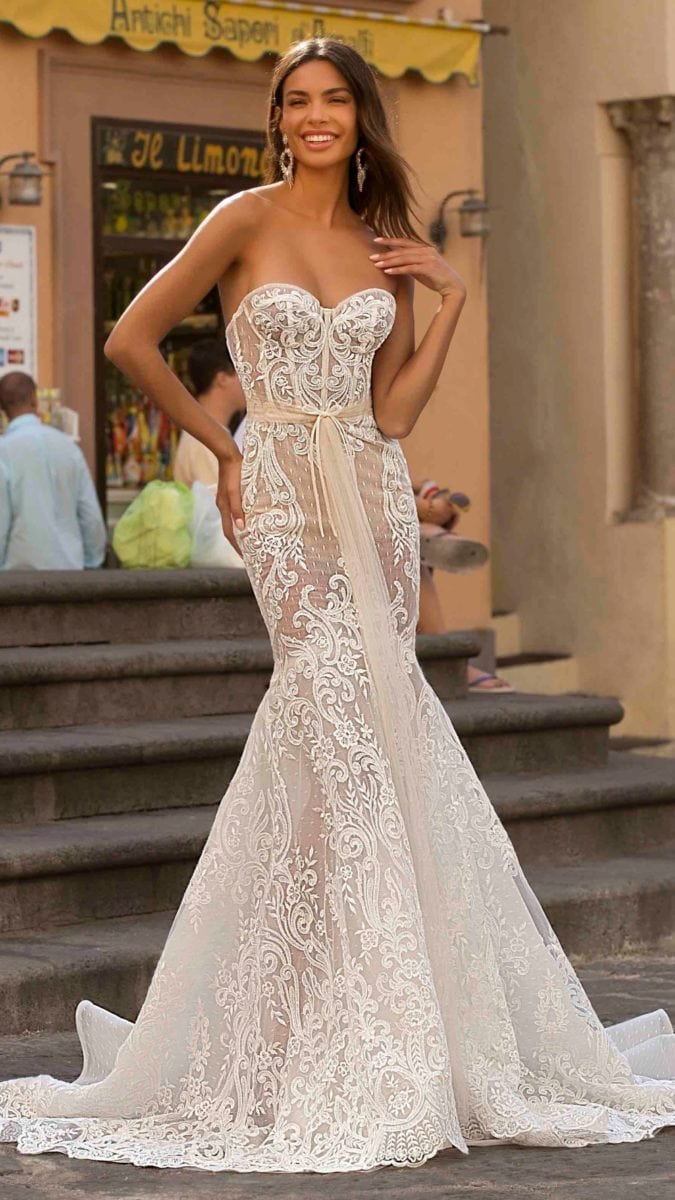 Amalfi Collection Berta Privee Dresses