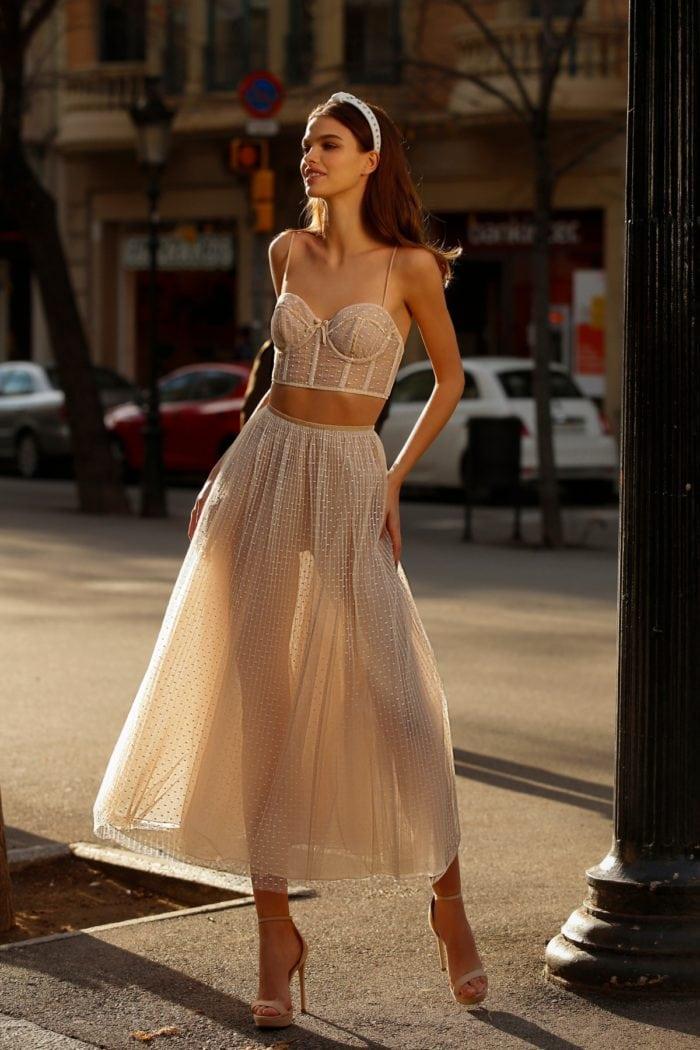 Designer Bridal Separates | jolie bridal