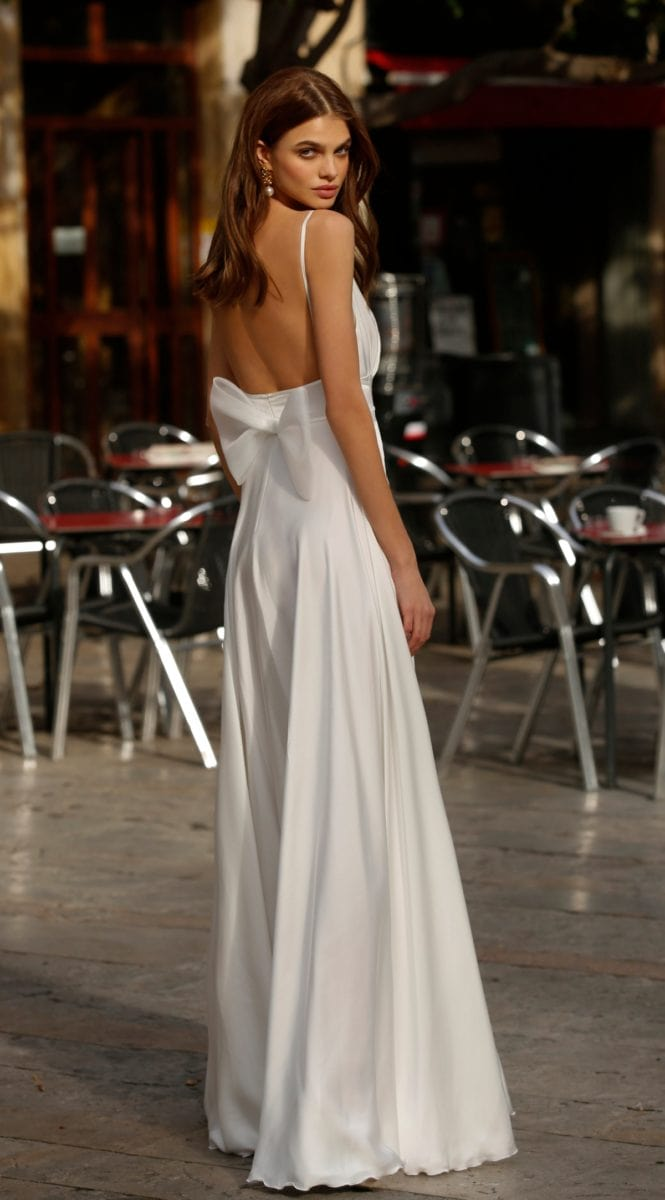 Jolie by Berta Affordable Designer Wedding Dresses