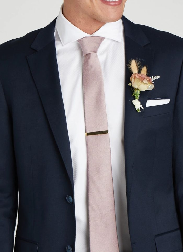 Ties to match bridesmaid dresses for weddings