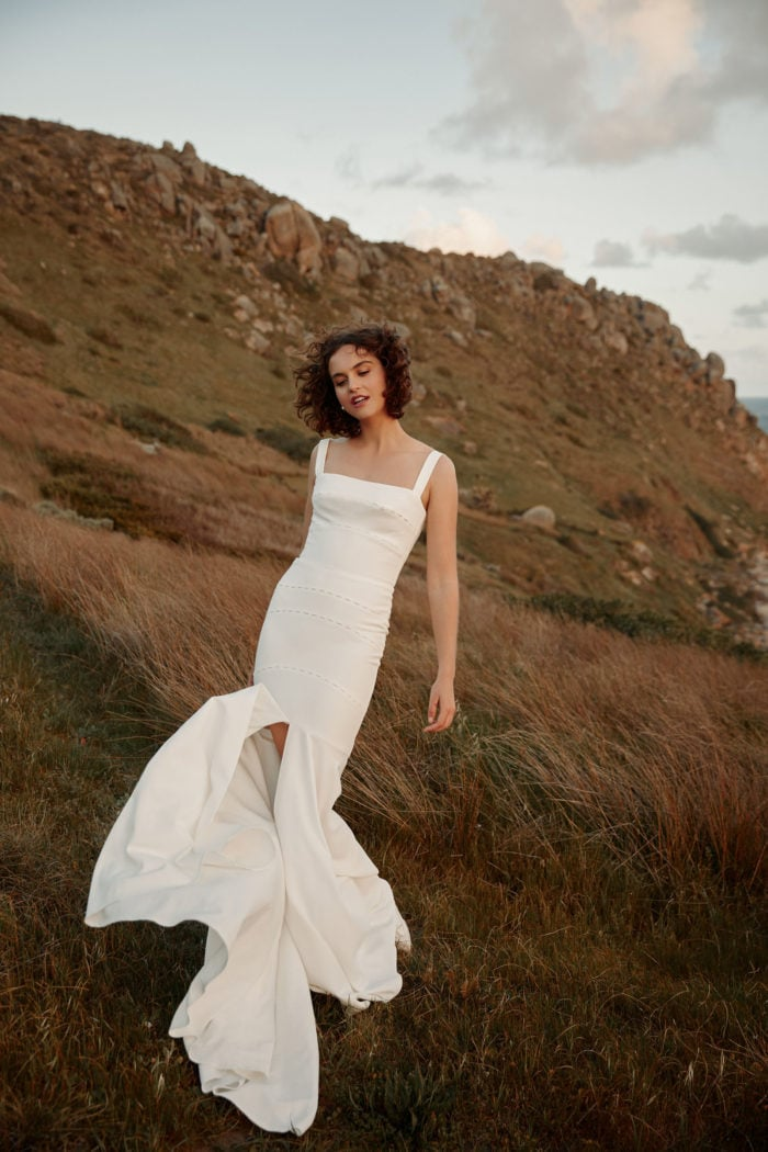 Violet Bridal Gown