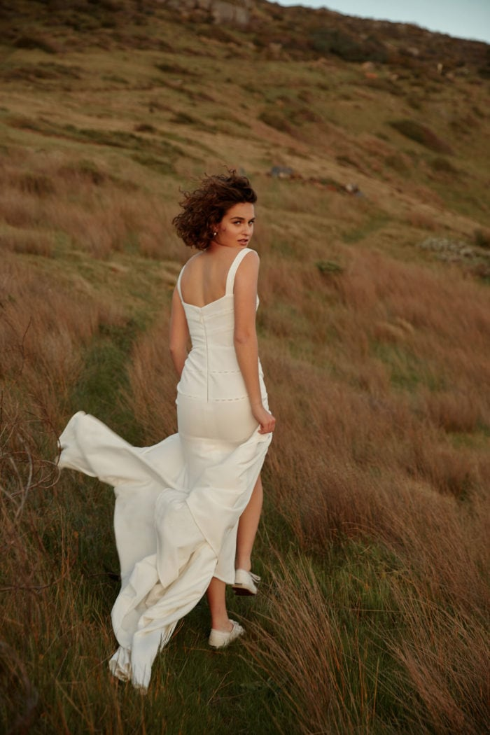 Violet Bridal Gown Karen Willis Holmes