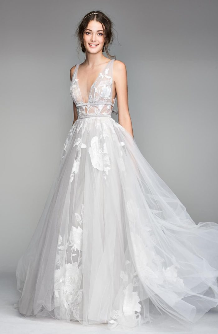 Wedding dresses online from Nordstrom