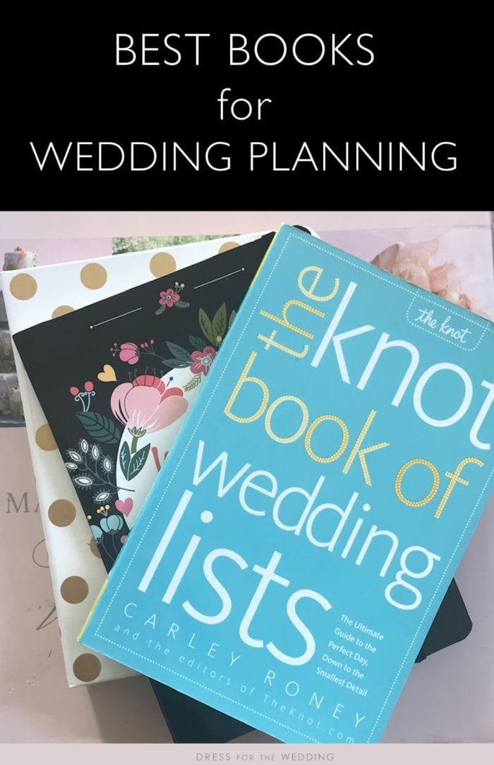 Best books to help you plan your wedding